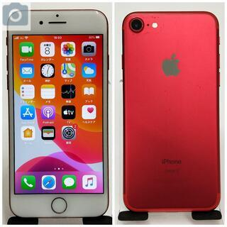 SIMフリー iPhone7 128GB Product RED...
