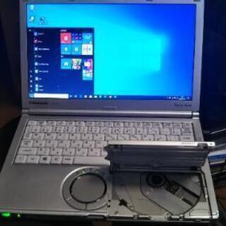 【爆速】パナソニック レッツノートSX SSD&Office365