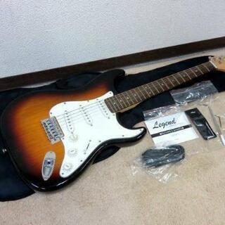 レジェンド エレキギター LST-X 付属品未使用 弦楽器 ソフ...