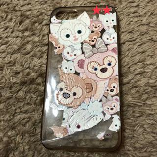【中古】ダッフィー&フレンズ iPhoneケース