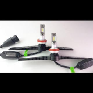 フォグランプ用LEDバルブ未使用品H8H11