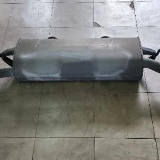 SC430純正マフラー