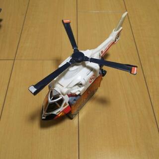 ハイパーレスキューシリーズ ヘリコプター