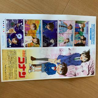 【未使用品】切手  名探偵コナン 昭和のアニメ