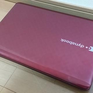 【人気のレッド】Windows10 i3 東芝ノートパソコン U...