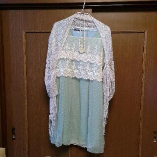 【値下げしました】マタニティ&授乳服  ワンピースドレス