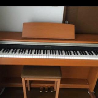【譲渡先決定】電子ピアノ CASIO CELVIANO 椅子付 ...