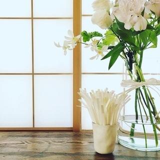 1/17(金)鎌倉の自然素材の教室で、新春・日本の和精油で香水作り