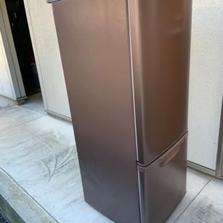 セット販売2台。【2017年】パーソナル冷蔵庫 NR-B179W...