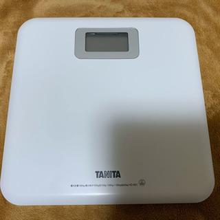 TANITA 体重計