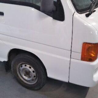 スバルサンバートラック4WDエアコン付