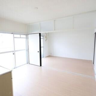 【初期費用は家賃のみ】松山市、人気です3DK♪【保証会社不要・保...
