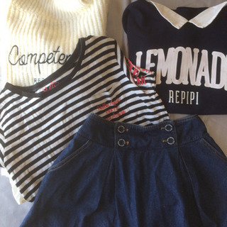 レピピアルマリオ 子供服