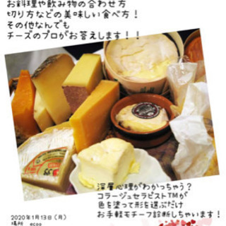 チーズとセラピー