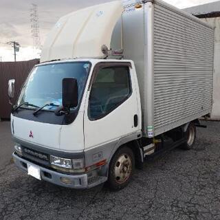 H12  キャンターアルミバン トラック   MT