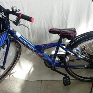 ブリジストンの自転車 26インチ
