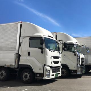 学歴不問!中型トラックドライバー募集です!!
