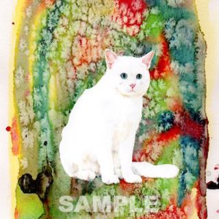 透明水彩・クレヨンで絵本の世界のような絵を描きませんか?