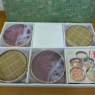 小鉢セット 元禄 合成漆器