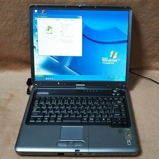 ノートパソコン7 NEC VA86H (実働ですがジャンク扱い