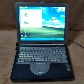 ノートパソコン8 PC-VA18X (実働ですがジャンク扱い