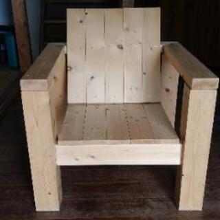 手作り 椅子