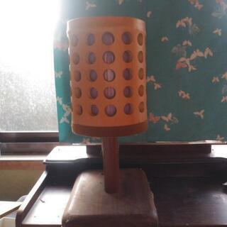 スタンドハンドメイドランプ