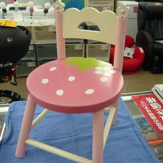 マザーガーデン 野いちご 背もたれ付きチェア 子供椅子 札幌 西岡店