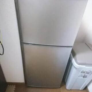 ※取引進行中【中古】2ドア冷凍冷蔵庫 DAEWOO
