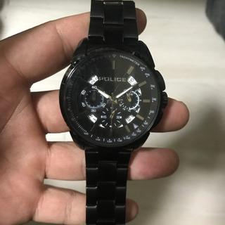 ポリス 腕時計