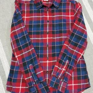 ユニクロ チェックシャツ