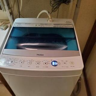 (大学生値引きします)✨あります5.5㎏✨'16年製 ⑥ 洗濯機