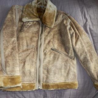 CRAPS 合皮ジャケット とても軽い!!