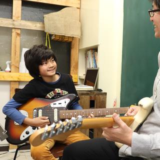 大阪市北区ギター教室・ウクレレ教室【無料体験受付中】オンライン対応