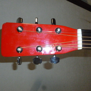 メーカー不明アコースティックギター