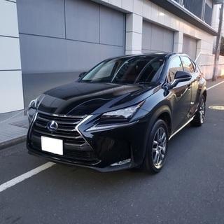 レクサスNX300h バージョンL H26 車検3年10月 走行...