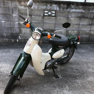 【実動車】ホンダ カブ 50cc