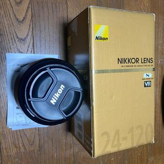 良品 Nikon AF-S NIKKOR 24-120mm f/...