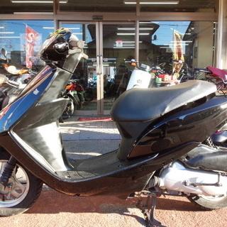 NO.3048 ディオ (DIO) 4サイクルエンジン ブラック ☆彡 - バイク