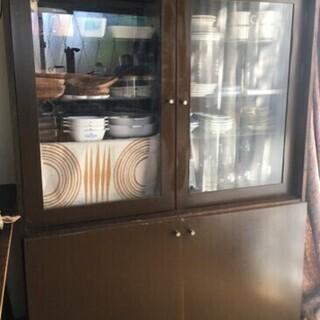 【無料】おしゃれ食器棚