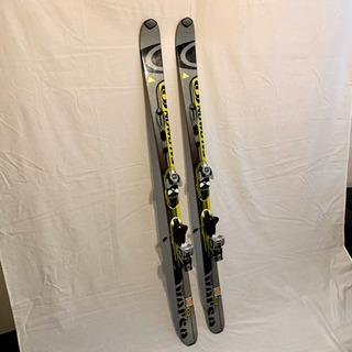 ワックスメンテ済⛷SALOMON サロモン スキー 板 L160