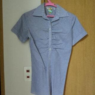 美品!!レディースSサイズシャツ2枚セット