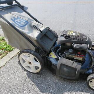POULAN アメリカ製芝刈り機5.5馬力バケット付き