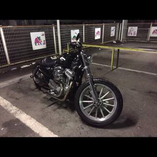Harley-Davidson XL883Lカスタム