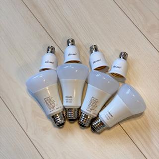 【引取限定】Philips Hue フルカラー電球 4個 アレク...