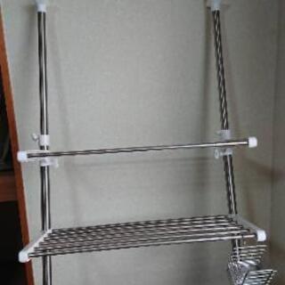 【⠀値下げ‼️ 】キッチン 等 突っ張り棚 2段 ニトリ 製
