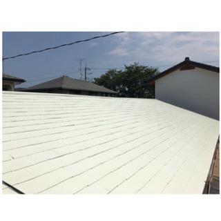 屋根塗装やってます。一坪6000くらいからで、30坪の家ですと、...