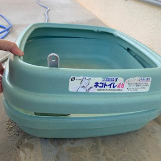 お掃除済み✴︎猫のトイレ