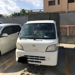 ハイゼット トラック(幌) MT車