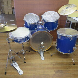 ヤマハドラムセット YDシリーズ 消音パッド付